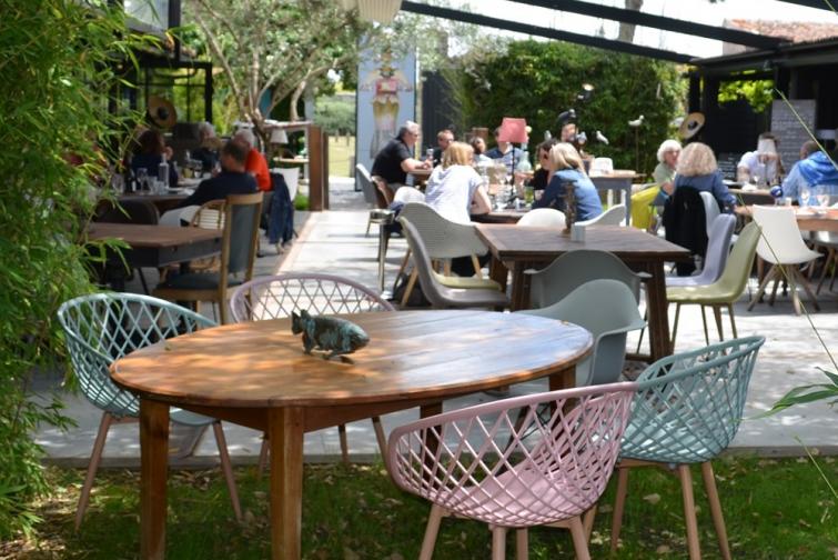 O Parloir - restaurants île de Ré