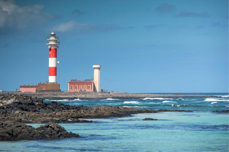 Le phare El Toston