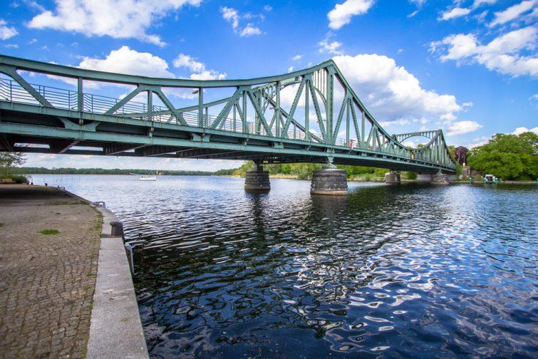Le pont Glienicker
