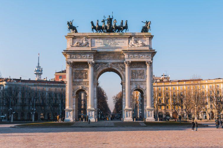 Porte de Milan - City Pass Milan