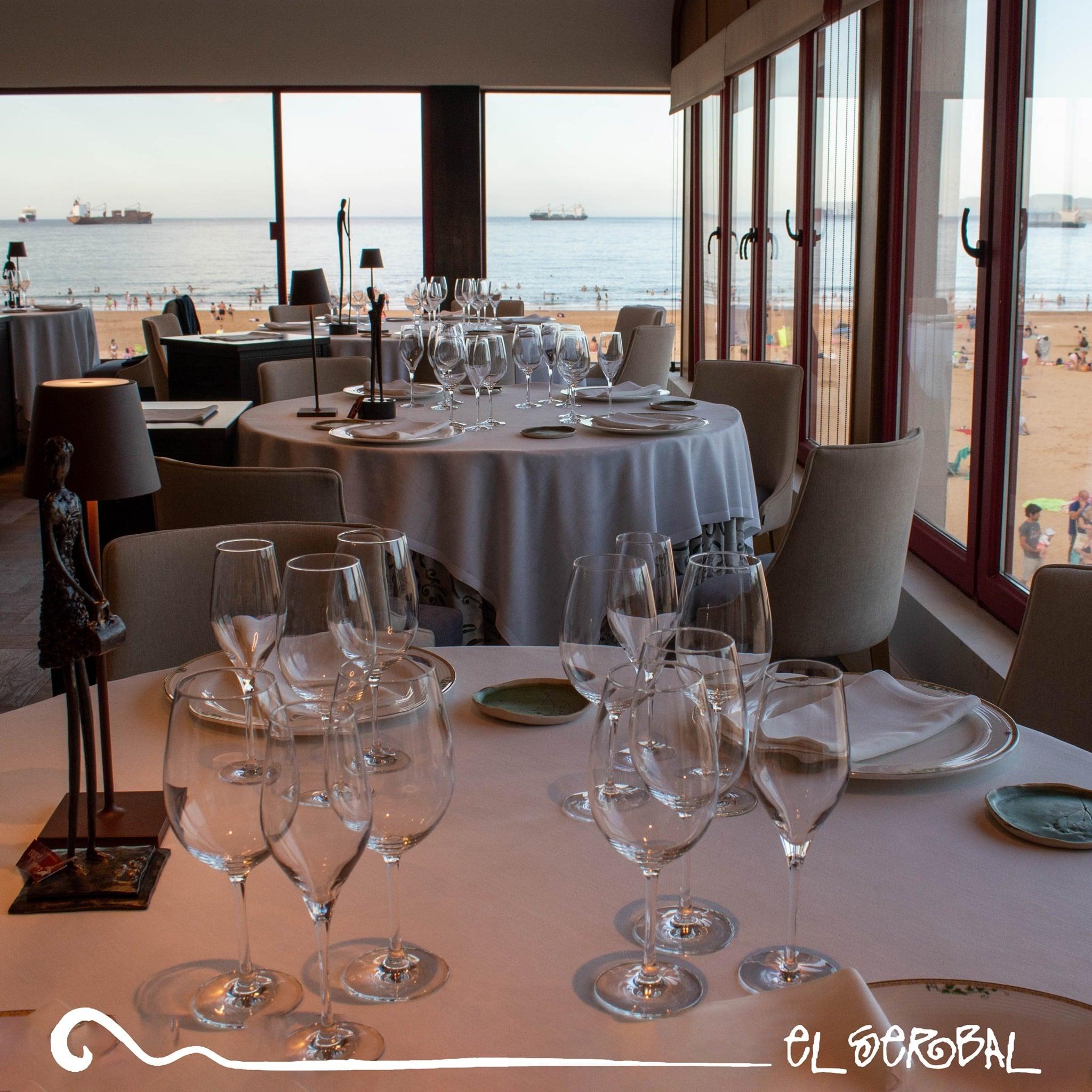 Restaurant Santander : El Serbal