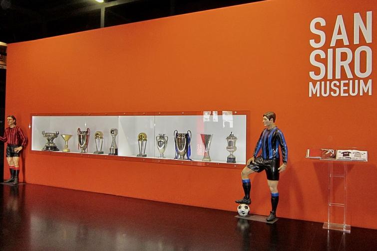 Le musée de San Siro