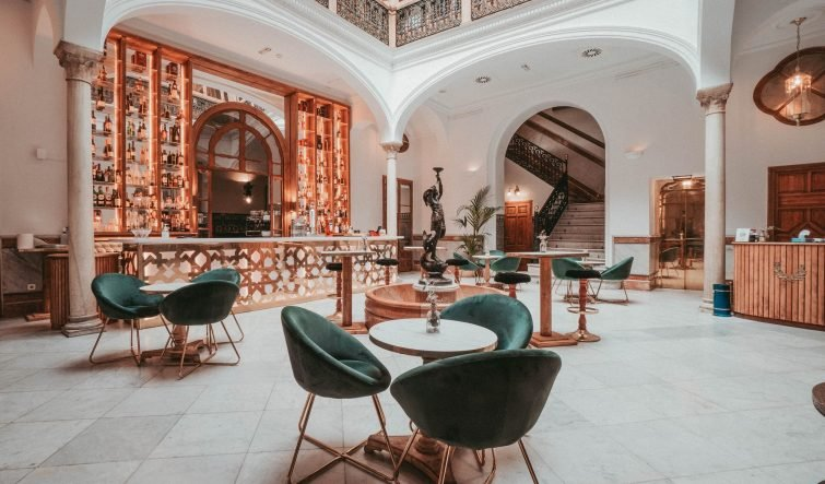 Taberna del Alabardero - restaurants seville